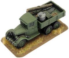 ZIS-6 Pioneer Supply Truck