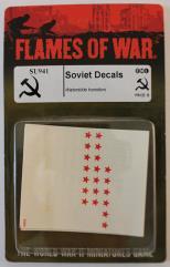 Soviet Decals (SU941)