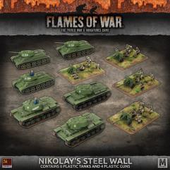 """""""Nikolay's Steel Wall"""" Army Deal"""