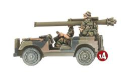 Anti-Tank Land Rover Section