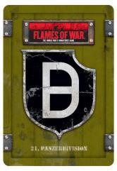 21. Panzerdivison Dice & Token Set