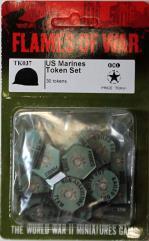 US Marines Token Set