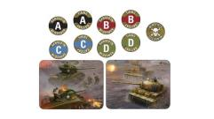 Late War Mission Token Set
