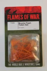 Muzzle Flash Token Set