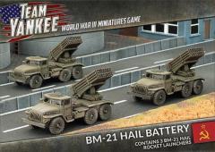 BM-21 Hail Battery