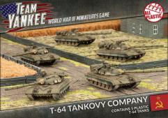 T-64 Tankovy Company