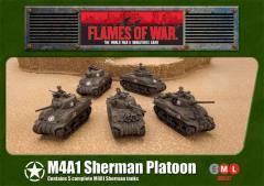 M4A1 Sherman Platoon