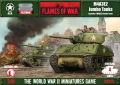 M4A3E2 Jumbo Tanks