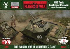 M10 Tank Destroyer Platoon (2nd Edition)