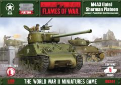 M4A3 (Late) Sherman Platoon (2nd Printing)