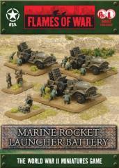 Marine Rocket Launcher Battery