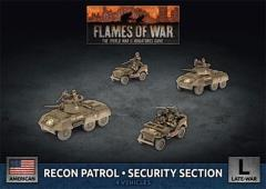 Recon Patrol - Security Section