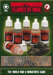 U.S. Paint Set (2nd Printing)