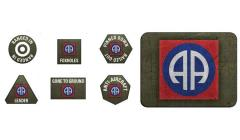 82nd Airborne Division - Tokens and Objectives