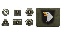 101st Airborne Division - Token and Objective Set