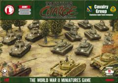 Devil's Charge - Cavalry Group, Light Tank Company
