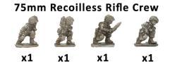 Parachute M20 75mm Recoilless Rifle