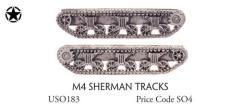 M4 Sherman Tracks