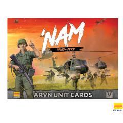 Unit Cards - ARVN