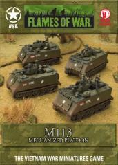 M113 Mechanized Platoon