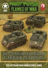 M125/M106 Mortar Carrier Platoon