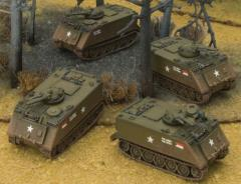 M132 'Zippo' - Flame-Thrower Platoon
