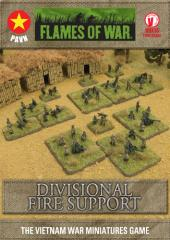 Divisional Fire Support (1st Edition)