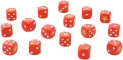 People's Army of Vietnam Dice Set (16)