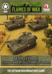 M109 (155mm) SP Artillery