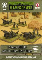 155mm Field Artillery Battery