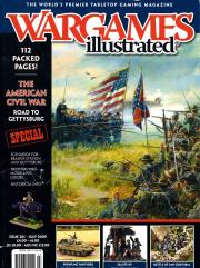 "#261 ""Scenarios for Brandy Station & Gettysburg, The Union Cavalry, Prowling Panthers"""