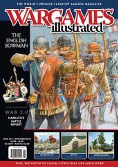 """#275 """"The English Bowman, WAB 2.0, Caporetto 1917"""""""
