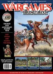 """#300 """"25th Anniversary Bumper Issue, Last Stands, Against the Odds"""""""