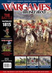 "#331 ""The Battle Waterloo 1815, Men With Green Faces, Lion Rampant, Dissecting Blucher"""