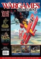 "#334 ""Death From Above, Salute 2015, Flames of War - Great War"""