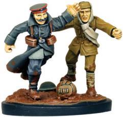 World War I - Christmas Truce 1914