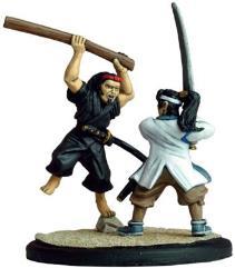 Edo Japan - Miyamoto Musashi and Sasaki Kojiro