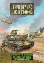 Tropic Lightning - Armoured and Airborne Combat in Vietnam 1965-1971