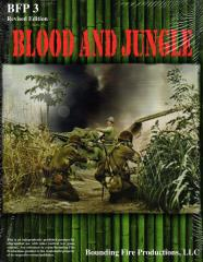 Blood & Jungle (2nd Printing)
