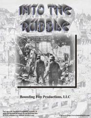 Into the Rubble (1st Edition)