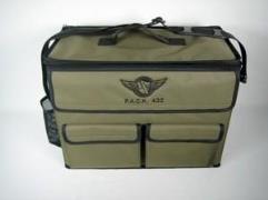 P.A.C.K. 432 w/Pluck Foam Trays (Olive Green)