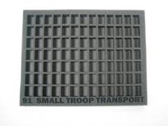 "1"" 91 Small Troop Tray"