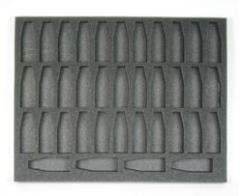 """1"""" 37 Vallejo Paint Foam Tray"""