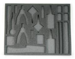 """1"""" Hobby Tool Kit Foam Tray (1st Edition)"""
