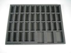 "1"" Games Workshop Troop Tray - Beastmen/Warriors of Chaos"