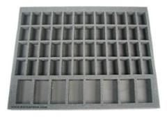 "1"" Games Workshop Troop Tray - Chaos Space Marines/Daemons"