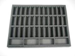 "1"" Games Workshop Troop Tray - Dark Elves/High Elves"
