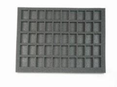 """1"""" 50 Standard Troop Foam Tray"""