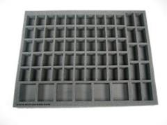 "1"" Games Workshop Troop Tray - Imperial Guard"