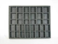 "1 1/2"" Warmachine/Hordes Large Troop Tray"
